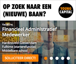 Young Capital HTML5 Banner